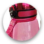 300ml Pink glänzend