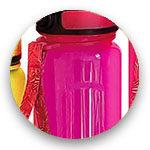 450ml Pink glänzend