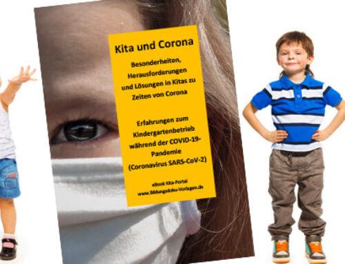 eBook Corona Einschränkungen und Lösungen in Kitas