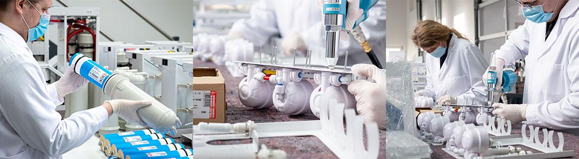 Produktion Deutschland Made in Germany
