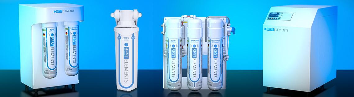 Trinkwasserfilter 💧 Zuhause Mobil Gewerbe