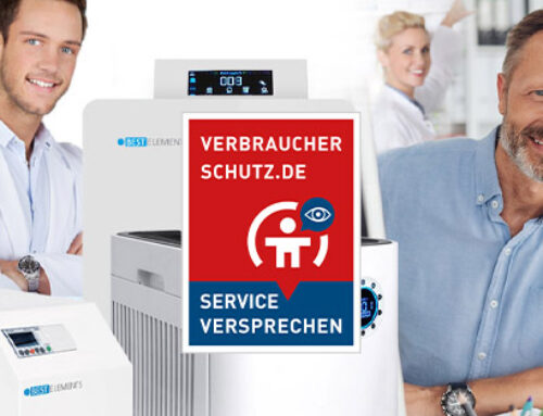 Consumer protection: Buy water filters and air filters securely online