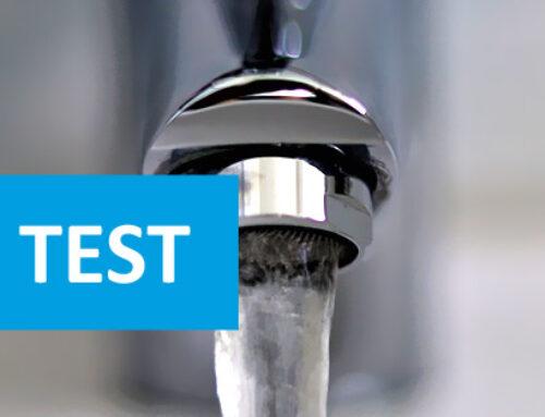 Leitungswasser testen