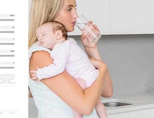 Testergebnis Trinkwassertest nach Wasserfilterung mit Filtergerät der BestElements WA Serie