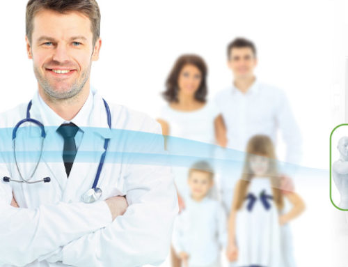 Air purifier for medical practices, doctor's office and clinics