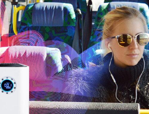 Luftfilter in Bus und Bahn – Luftreiniger in öffentlichen Verkehrsmitteln