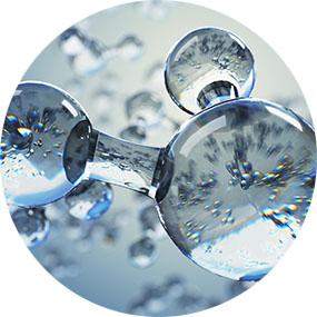 Wassermoleküle